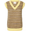 LOLLYS LAUNDRY VEST, MILEY LIGHT YELLOW