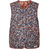 LOLLYS LAUNDRY VEST, SANTIAGO  RED