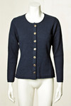 MANSTED CARDIGAN, MILENA MIDNIGHT BLUE