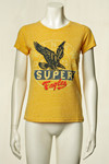 SUPERDRY T-SHIRTS, GASOLINE GUL