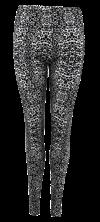 BLACK COLOUR LEGGINS, CANA HVID LEO