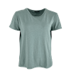 BLACK COLOUR T-SHIRT, ISA OLIVE