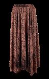 BLACK COLOUR NEDERDEL, LUNA ROSE