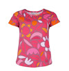 MANSTED T-SHIRT, RA RASPBERRY