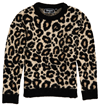 SUPERDRY STRIK, LISA LEOPARD JUMPER