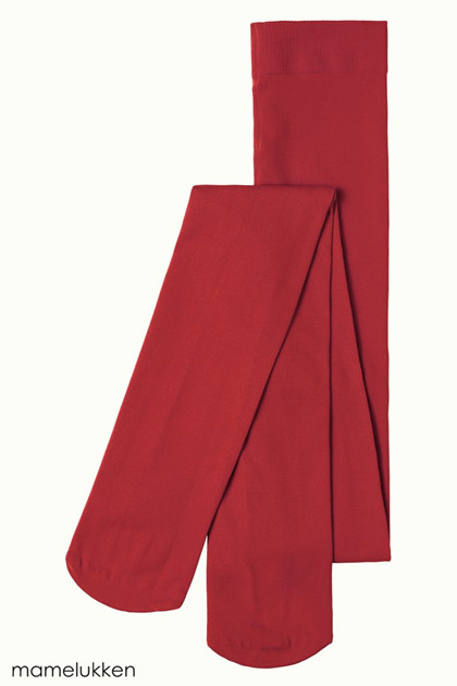 KING LOUIE STRØMPEBUKS, TIGHTS TRUE RED