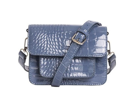 HVISK TASKE, CAYMAN MINI DUSTY BLUE