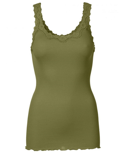 ROSEMUNDE TOP, 5357-622 LEAF GREEN