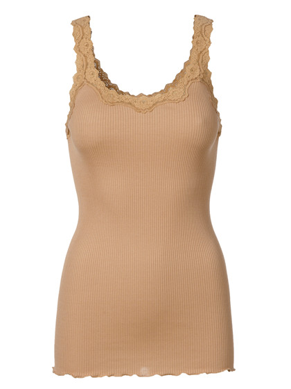 ROSEMUNDE TOP, 5357-846 TAN