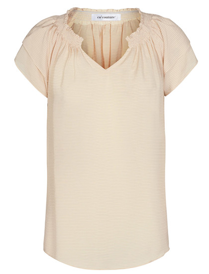 CO' COUTURE BLUSE,  SUNRISE PAULINE BONE