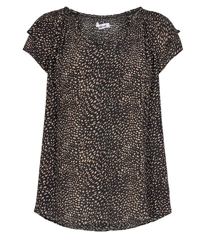 CO' COUTURE TOP, ANDALUCIA SORT