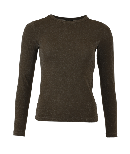 BLACK COLOUR T-SHIRT, FAYE MESH ARMY