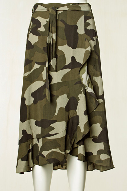 CO' COUTURE NEDERDEL, NEVAEH CAMO