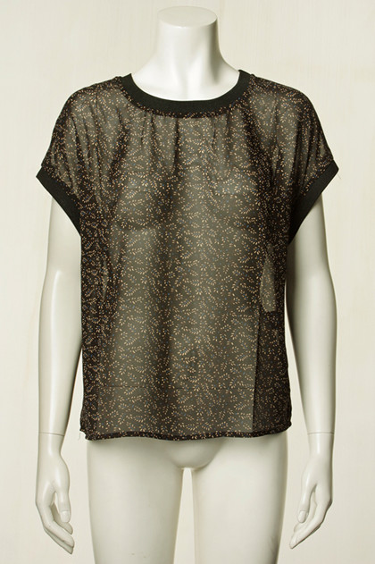 CO' COUTURE TOP, NORMA FLOWER SORT
