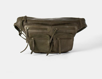 RE:DESIGNED BUMBAG, LY URBAN OLIVE