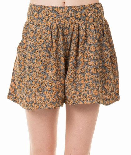 ZEN ETHIC SHORTS, SHORT ORANGE