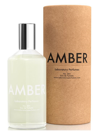 LABORATORY PERFUMES, NO. 001 AMBER  100 ML