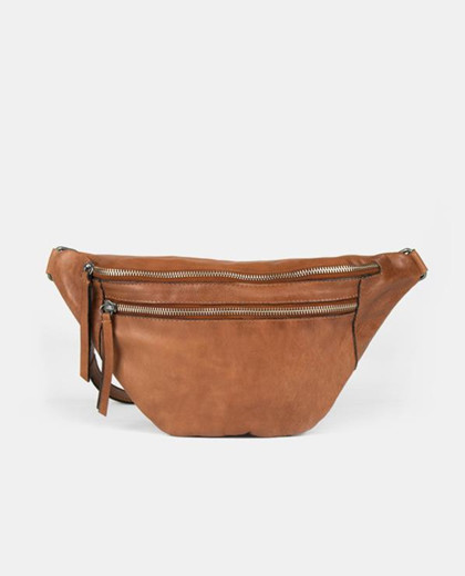 RE: DESIGNED BUMBAG, FAUST WALNUT