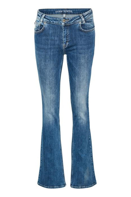 DENIM HUNTER JEANS, DHYARA BOOTCUT CUSTOM