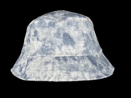 BLACK COLOUR HAT, DREW TIE DYE BLÅ