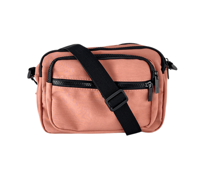 BLACK COLOUR TASKE, NADA NYLON ROSE