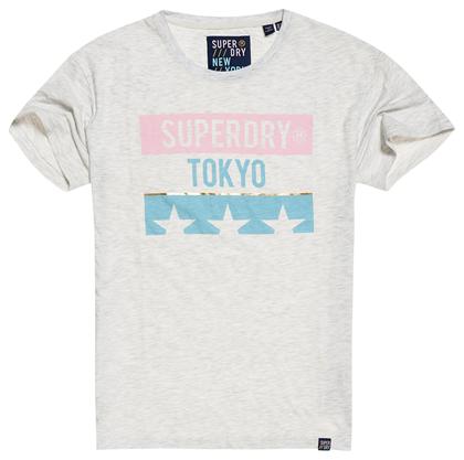 SUPERDRY T-SHIRTS, TOKOYO ICE