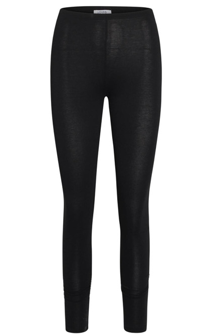 LOVE & DIVINE LEGGINS LOVE 385-4 BLACK
