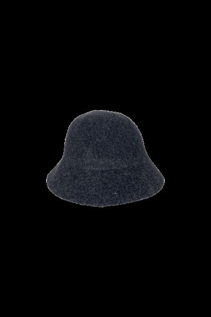 BLACK COLOUR HAT, BELINDO GREY