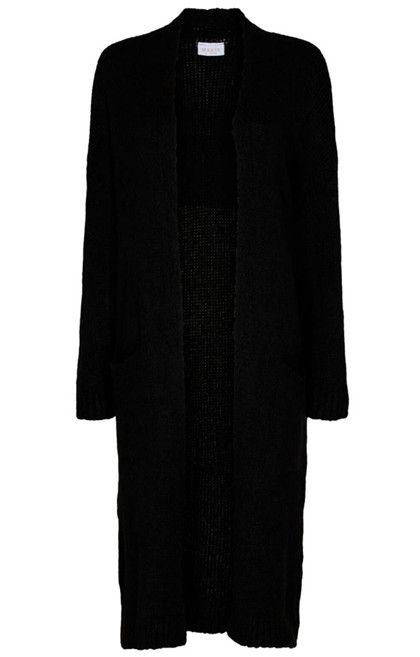 MARTA CARDIGAN, 20435 BLACK