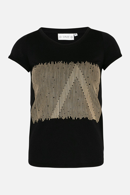 AMOV T-SHIRT, ALMA GOLDEN SORT