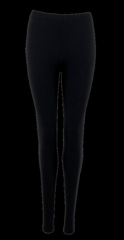 BLACK COLOUR LEGGINS, 3738 BLACK