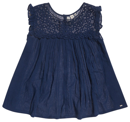 SUPERDRY TOP, W6010069A NAVY