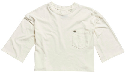 SUPERDRY T-SHIRT, W6010214A CREAM