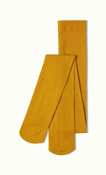 KING LOUIE STRØMPEBUKS, TIGHTS  SOLID SUNSET YELLOW