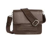 HVISK TASKE, CAYMAN POCKET DARK GREY