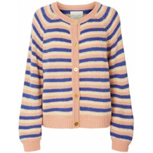 LOLLYS LAUNDRY CARDIGAN, NOVA ROSE