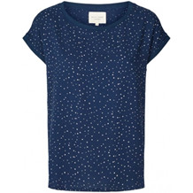 LOLLYS LAUNDRY TOP, KRYSTAL DOT PRINT