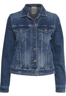 DENIM HUNTER JAKKE, 10702546 DENIM