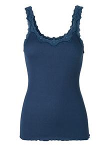 ROSEMUNDE TOP, 5357-152 DENIM BLUE