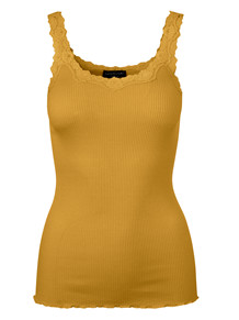 ROSEMUNDE TOP, 5357- 627 GOLDEN MUSTARD