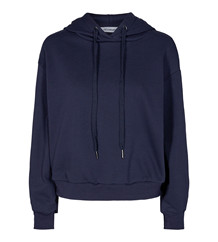 CO' COUTURE HOODIE, SOLID NAVY