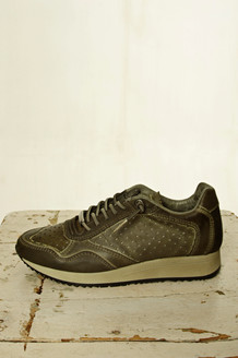 AMUST SNEAKERS, AM 1069 ARMY