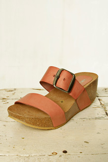 AMUST SANDAL, AM1096 ROSA