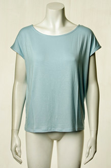 COMFY COPENHAGEN T-SHIRT, CRAZY AIRY BLUE