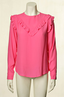 CO' COUTURE BLUSE, VITA PINK