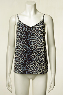 CO' COUTURE TOP, LOPEZ NEW BLUE