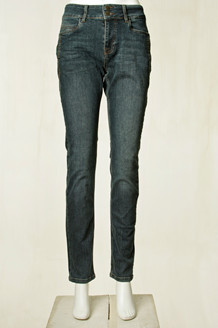 DENIM HUNTER JEANS, ELLA CURVED