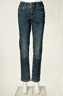 DENIM HUNTER JEANS, DICTE CURVED