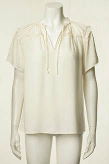 LEVETE ROOM SKJORTE, BLAKE OFF WHITE