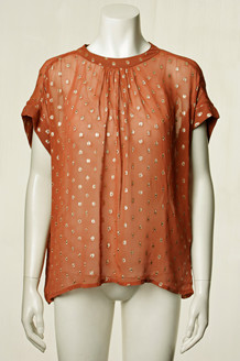 LOLLYS LAUNDRY TOP, DEVA RUST